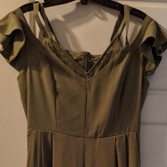 Very J Pants Amp Jumpsuits Olive Green Large Pants